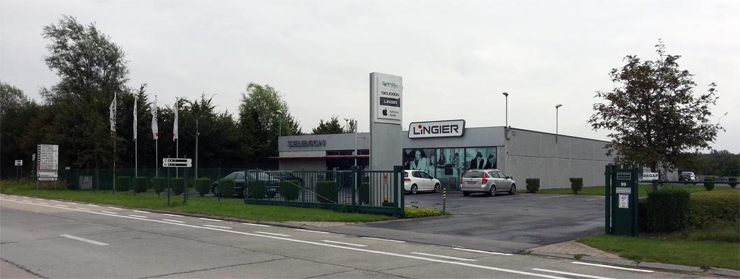 Lingier Computers Oostende