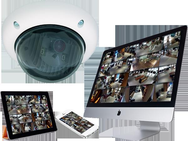 Camerabewaking met Apple