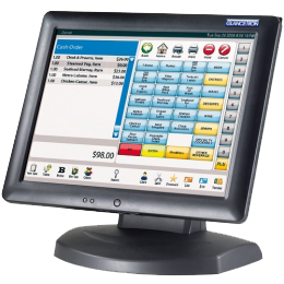 Touchscreen Display for POS