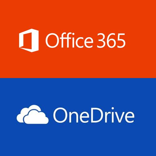 Microsoft Office 365 + OneDrive