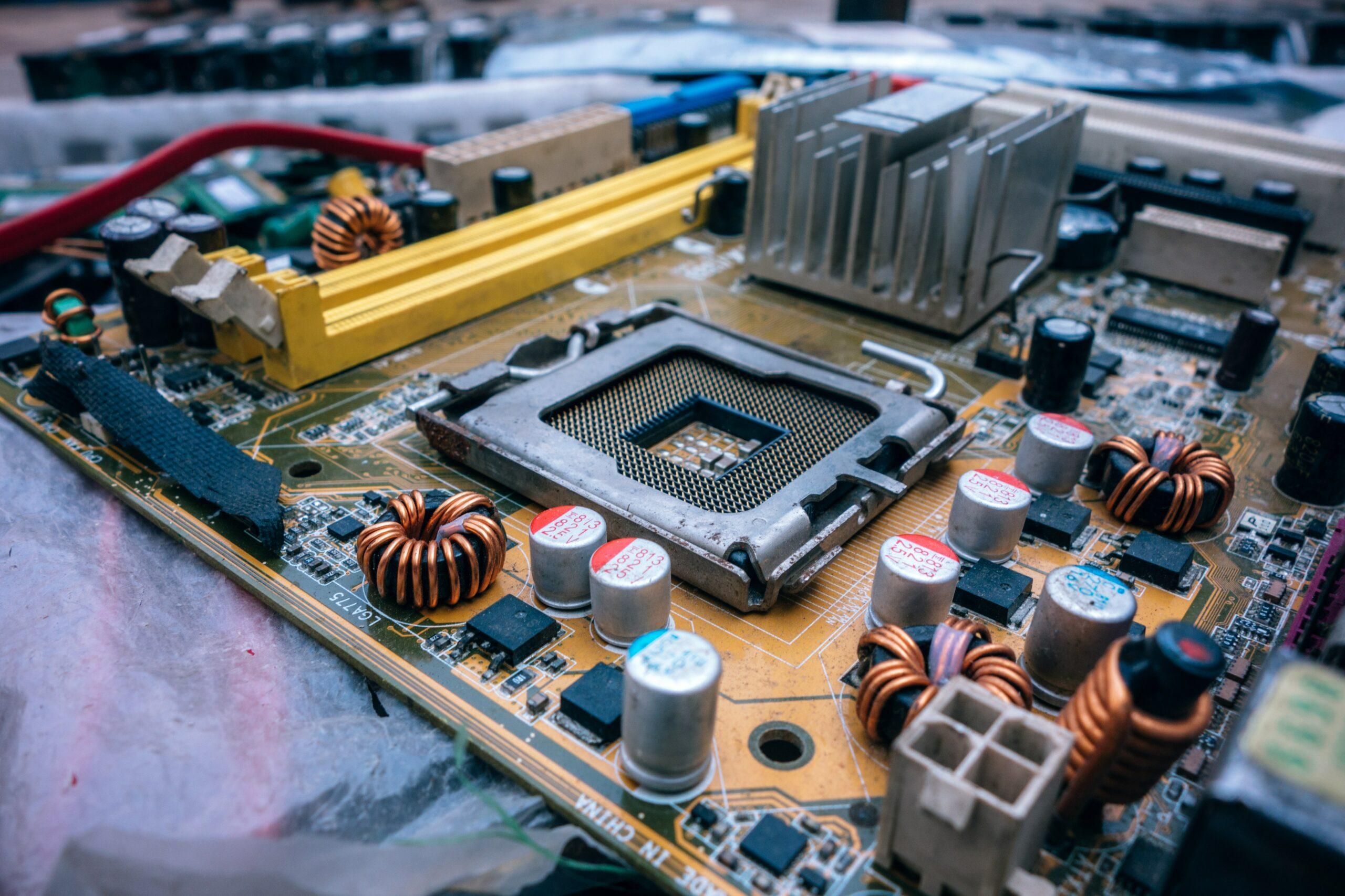 computer herstellen