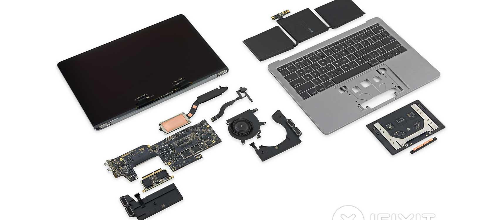 hersteldienst - laptop herstellen
